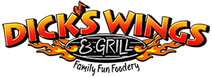 Dick's Wings & Grill logo