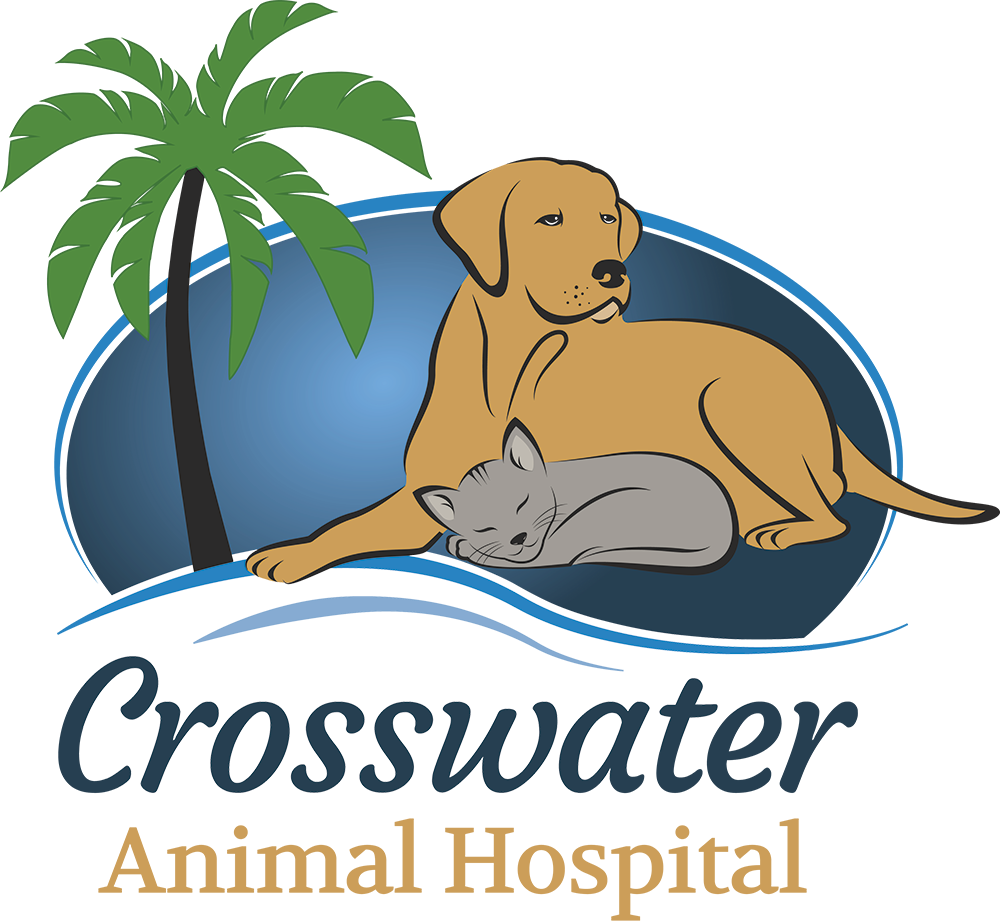 Crosswater Animal Hospital logo
