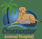 Crosswater Animal Hospital logo