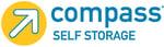 Compass Self Storage logo
