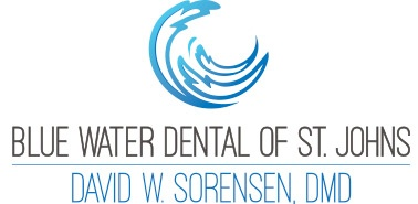 Blue Water Dental of St. Johns logo