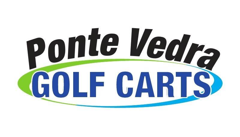 Ponte Vedra Golf Carts logo