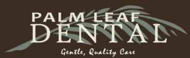 Palm Leaf Dental logo