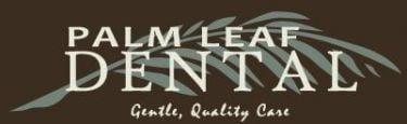 Palm Leaf Dental logo