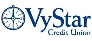 VyStar Credit Union logo