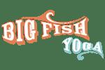 Big Fish Yoga logo