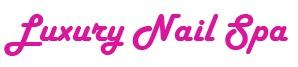 Luxury Nail Spa logo